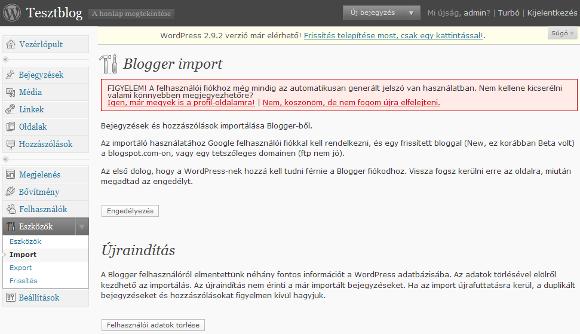 Import 1