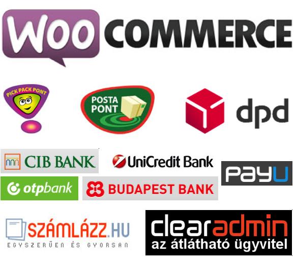 WooCommerce magyar kiegészítők